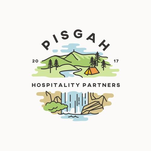 logo for PISGAH