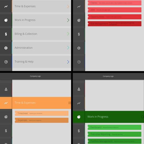 iPad app design needed