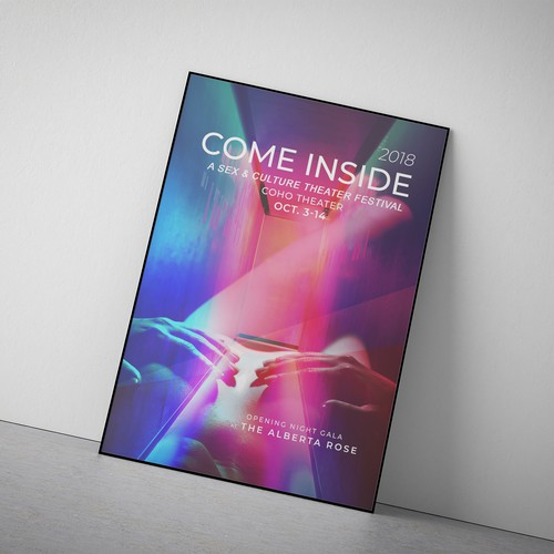 Come Inside (Runner-Up)