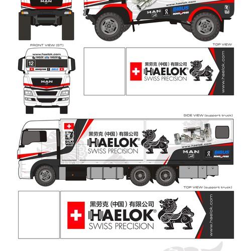 Haelok Racing Truck