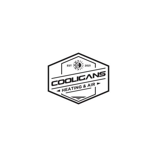 bold logo for company