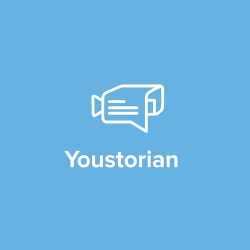 youstorian logo concept