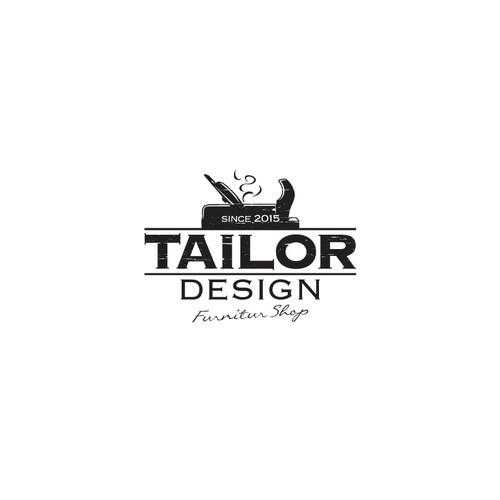 Logo concept for Tailor Design.