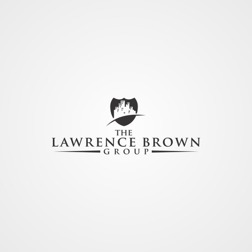 Create a modern luxury logo for a residential real estate group in San Diego
