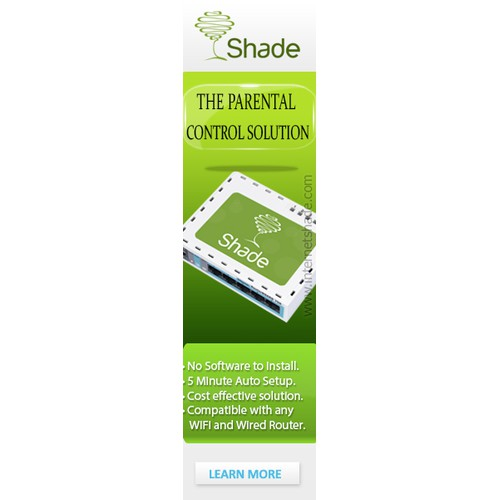 New banner ad wanted for The Tree Network - Shade