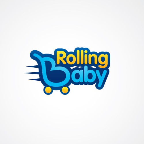Rolling Baby needs a new logo