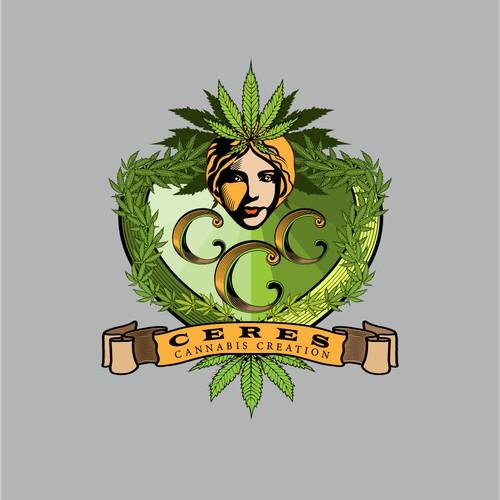 Logo for Marijuana Dispensery Company