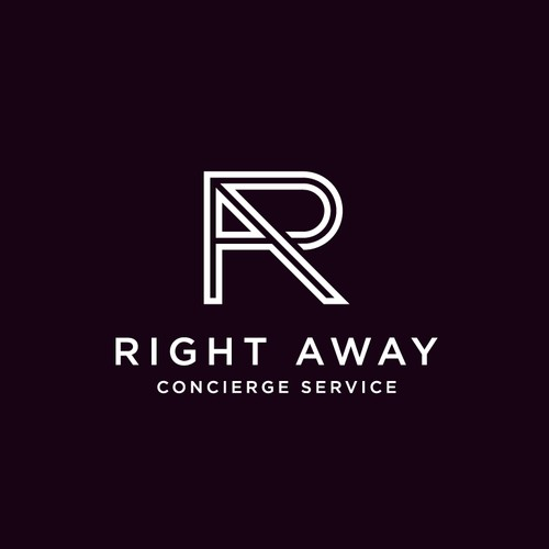 Logo for the luxury concierge service