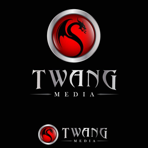 Create the next logo for Twang Media