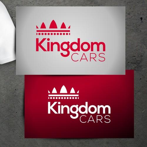 KINGDOM CARS seeks innovative professional designers to create us a GREAT LOGO:)