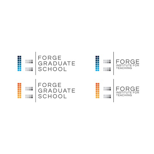 Logo for Forge Graduate School