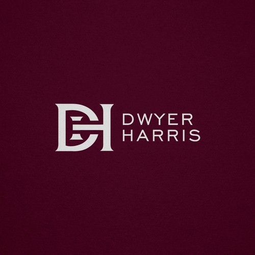 Logo for a new business law firm