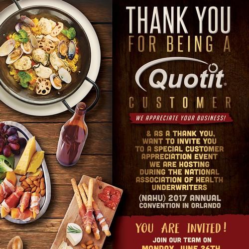 Creative Email Invite