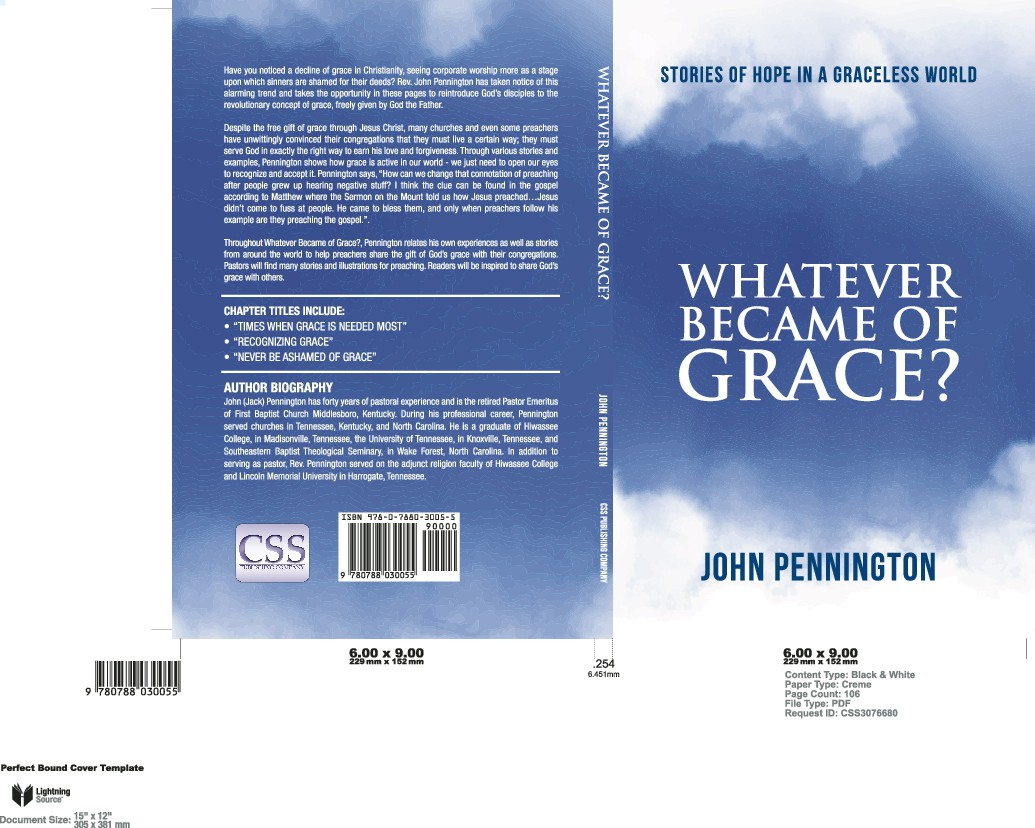 Whatever Became of Grace?