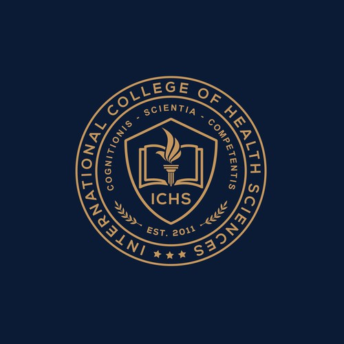 Seal design for college