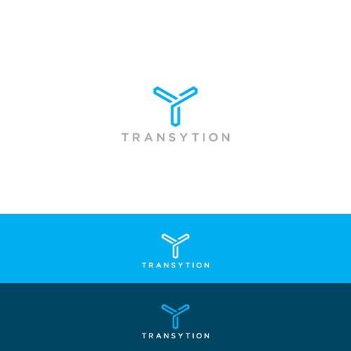Modern logo for Transytion