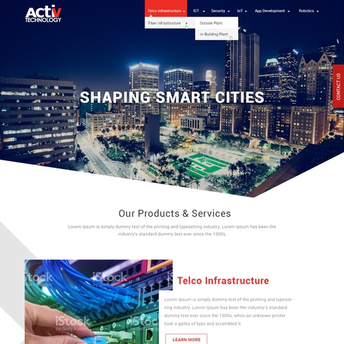 Activ Telecommunication Technology