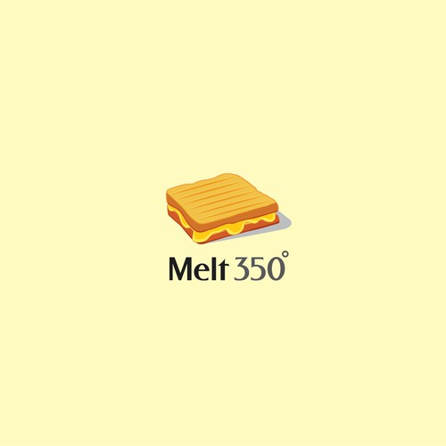 Famous Grilled Cheese Brand Logo