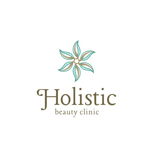 Logo for Holistoc Beauty Clinic
