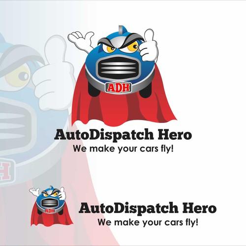 AutoDispatch Hero Logo