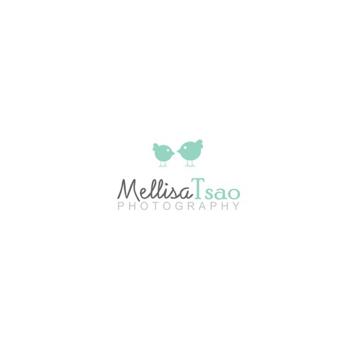 Logo design for a Bird Photographer