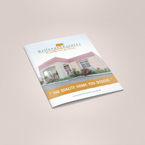 Residential brochure design