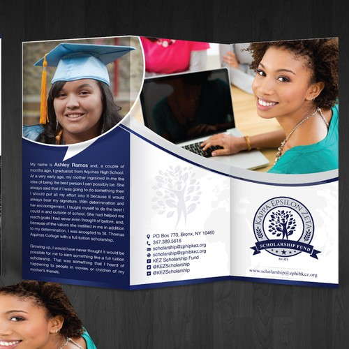 99nonprofits: Brochure contest for Bronx Scholarship Fund!