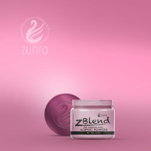 Z Blend_acrylic powder