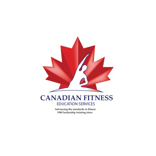 Logo for fitness gym