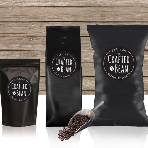 artisan coffee roaster branding