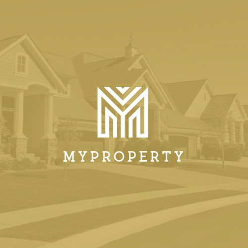 MyProperty Logo Design