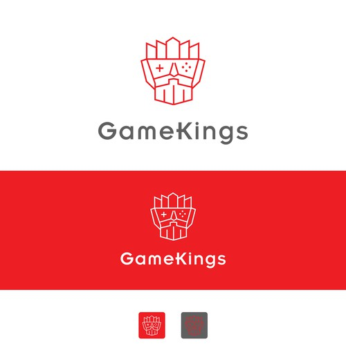 Game Kings logo