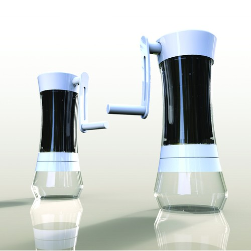 Product Design for Coffee Grinder to Promote Sustainability