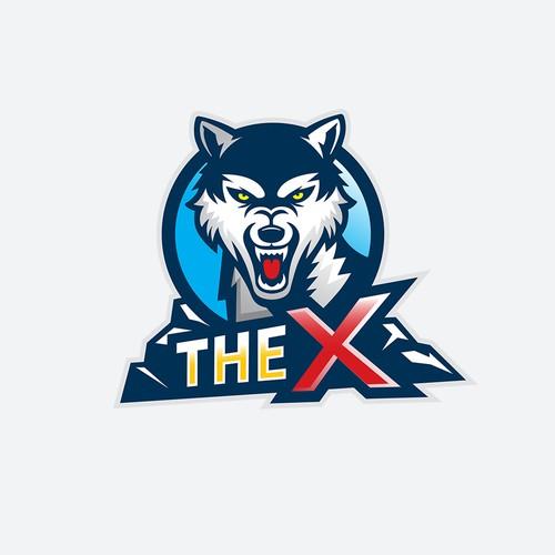Logo concept for TheX