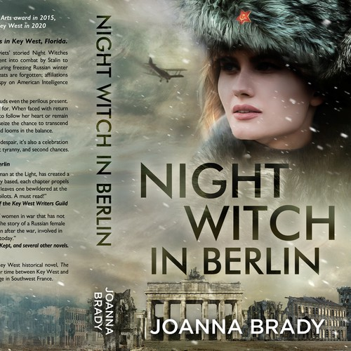 Night Witch in Berlin - Historical Romance