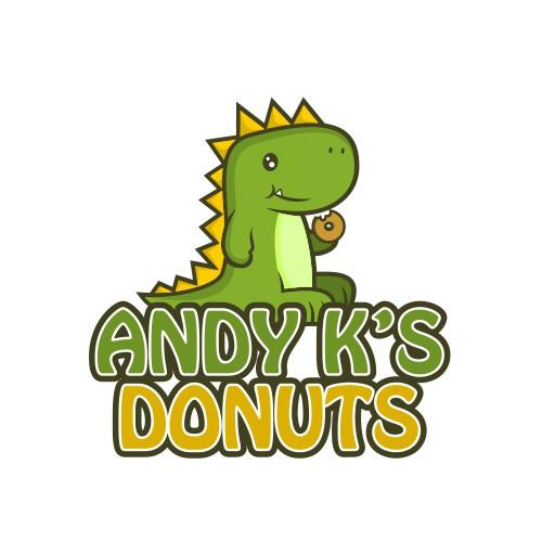 cool charakter logo