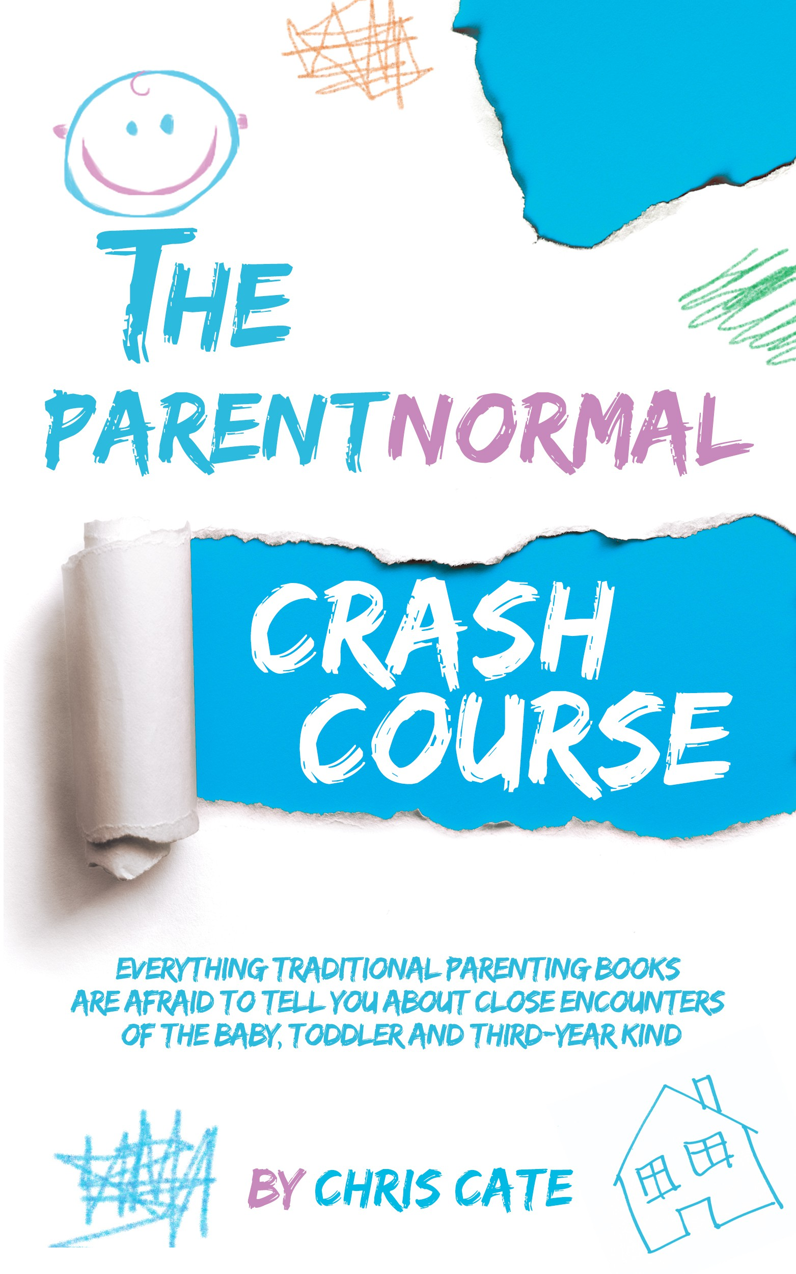 Design book #1 in the highly-anticipated ParentNormal humor book series