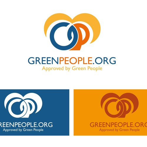 Help GreenPeople.org  with a new logo