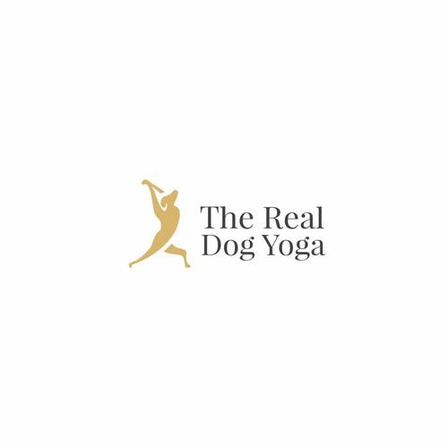 Dog Yoga logo