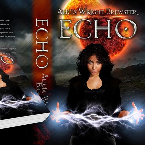 ECHO book cover design