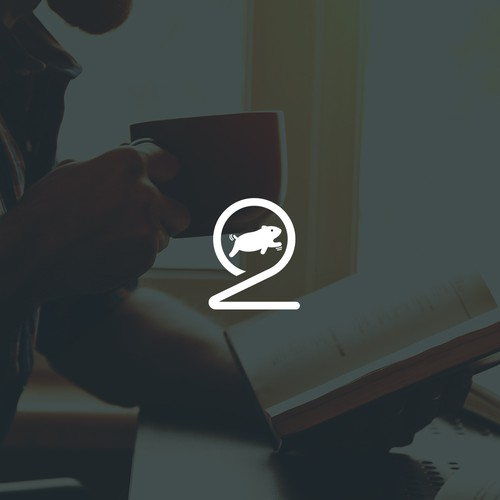 2 hamster logo