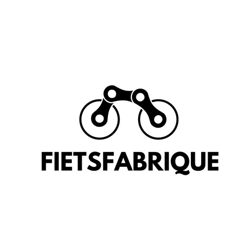 Bold logo concept for bicycle company