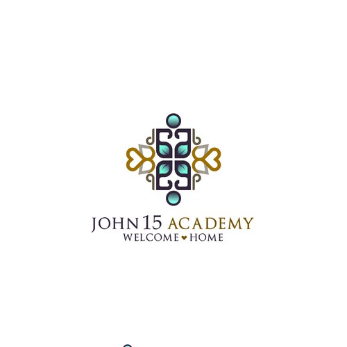 Logo for John 15 Academy
