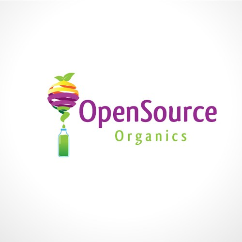 Open Source Organics needs a new logo