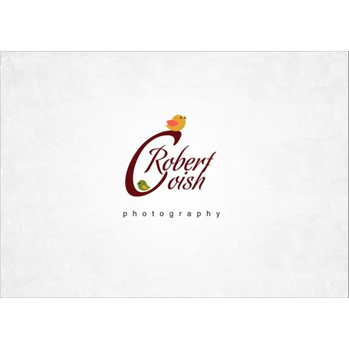 Robert Coish Photography needs a new logo