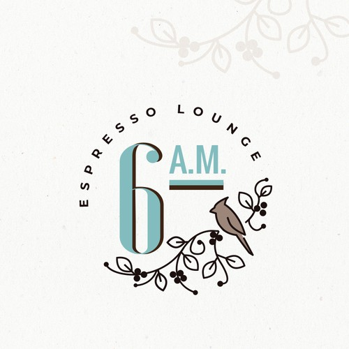 Logo proposition for an Espresso Lounge