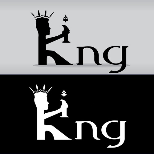 logo for King