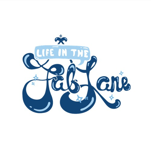 Life in the Fab Lane Logo Design