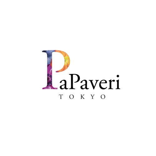 Papaveri bag logo concept 2