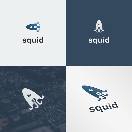 Logo design for a web-based company